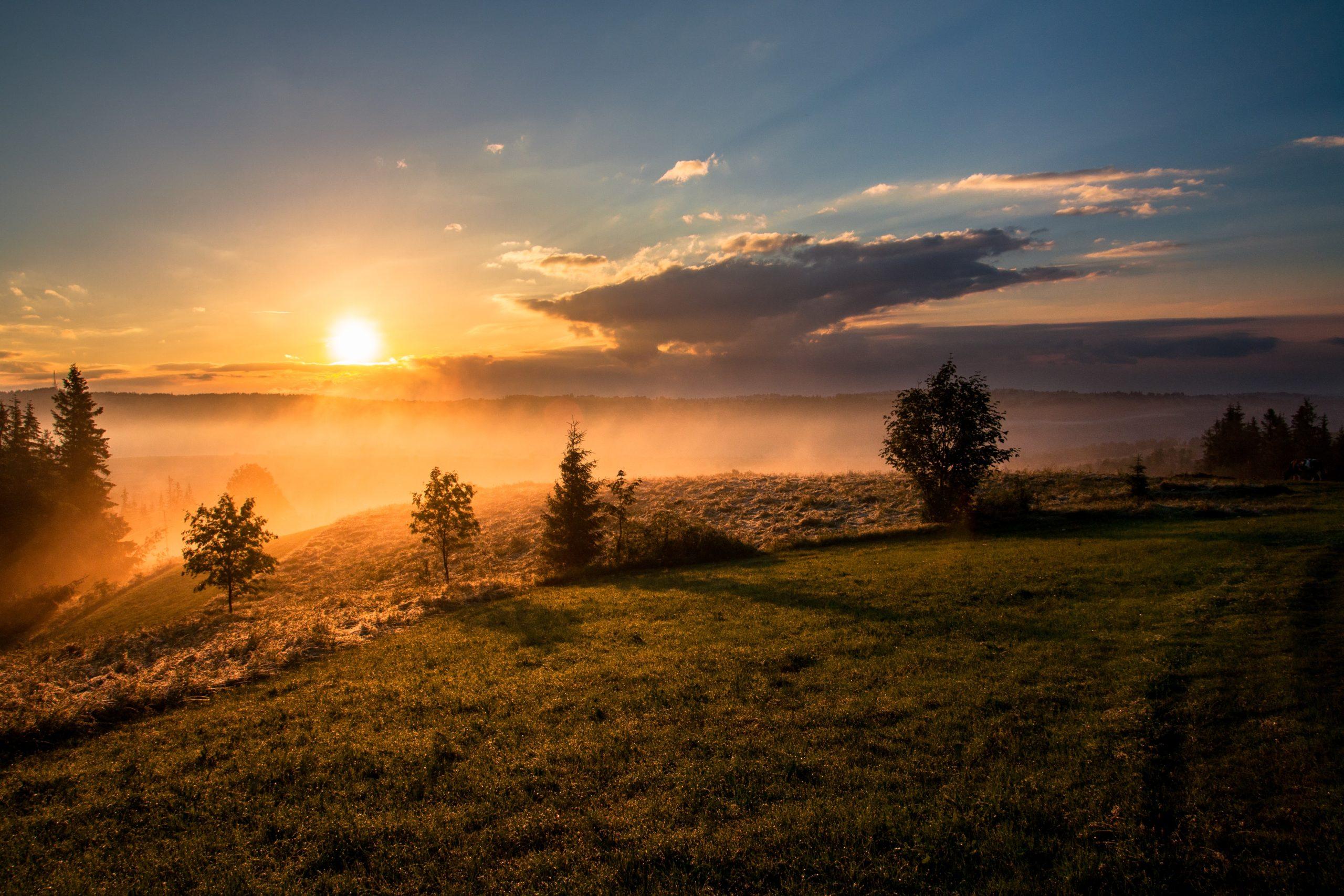 lever de soleil meditation